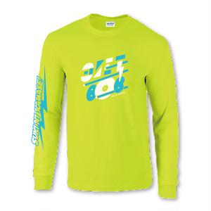 ロングTシャツ(SAFETY GREEN)