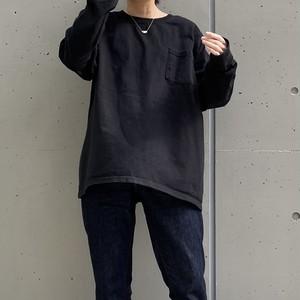 Goodwear ロングスリーブTシャツ BLK