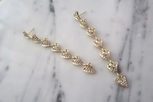 heart chain pierce