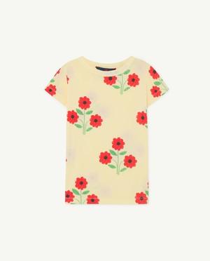 【20SS】the animals observatory ( TAO ) HIPPO  KIDS T-SHIRT Tシャツ