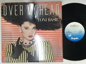 TONI BASIL / OVER MY HEAD