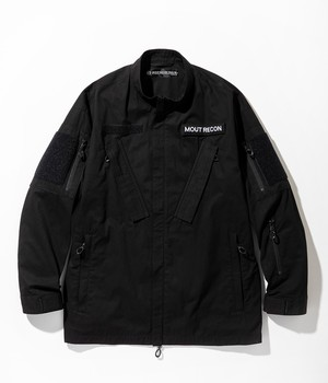 【MOUT REACON TAILOR】 MDU jacket -BLACK-