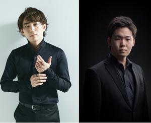 7/28 米津真浩&大野紘平 2台ピアノコンサート