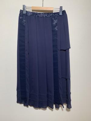 アシンメトリースカート 15