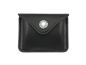 SHELL CONCHO COIN CASE