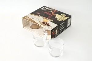 vintage ARABIA  PRISMA Juice glass 4p gift set   /  ヴィンテージ アラビア プリズマ ジュースグラス 箱入り4個セット