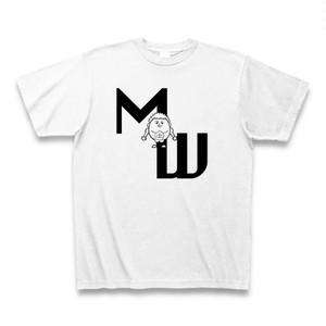 ホワイトMWいねまるくんTシャツ