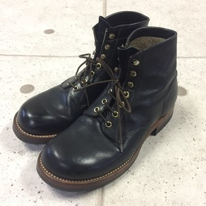 LONE WOLF BOOTS ワークブーツ size:8