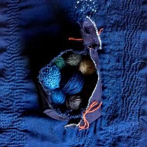 自然の糸玉パレット 4