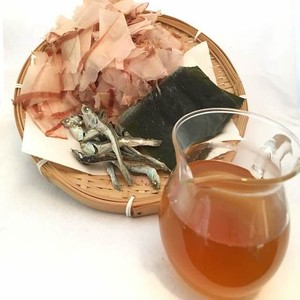 レシピ&キット/白ダシ300cc