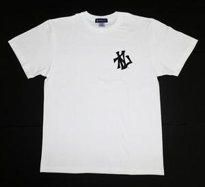 REPRESENT   Tシャツ 札 ホワイト×ブラック