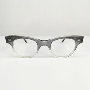 TART Optical社製  COUNTDOWN GREY FADE (カウントダウン グレーフェード)size 46-24 推定1950年代