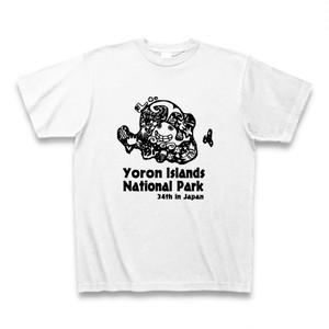 与論島国立公園記念Tシャツ