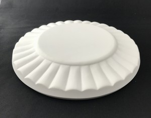 石膏型 輪花皿