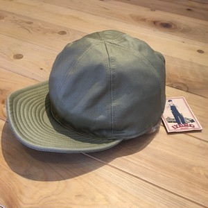"Nigel Cabourn(LYBRO)""MECHANICS CAP"""