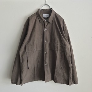 "ENDS and MEANS ""Corfu Shirts L/S"""
