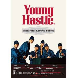 Young Hastle / Forever Living Young ポスター