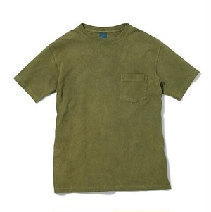 Good On / グッドオン | S/S CREW NECK POCKET T-SHIRTS _ P-SAGE
