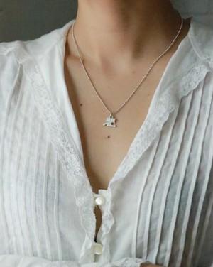 Courrèges silver950 necklace
