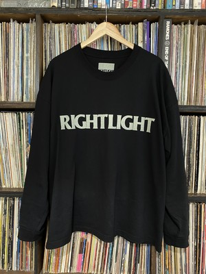 R.L. Long Sleeve T-shirt / Black...