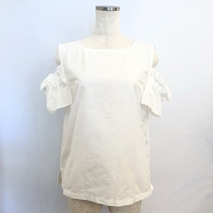 【Danny&Anne】GATHER SLEEVE TOP
