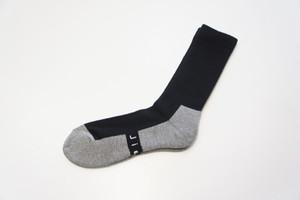 EASY FIT SOCKS -BLACK- / JieDa