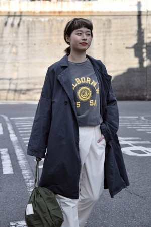 【ORDINARY FITS】ATELIER COAT/OF-T015