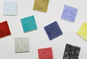 【注意】シルクプラスター カラーサンプルご注文について