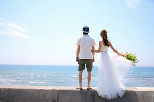 Confetti\ Bride♡トップスのお背中アレンジ・チュールのセパレートドレス