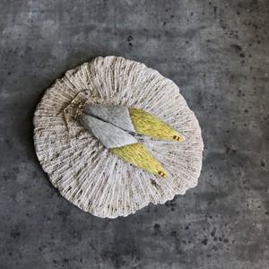 空間の鳥のピアス4 (ヒグチエリ)
