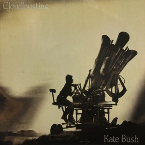 Kate Bush / Cloudbusting[中古7inch]