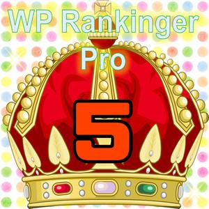 WP Rankinger Pro Ranking5 Extensions