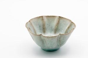 灰秞八弁豆鉢