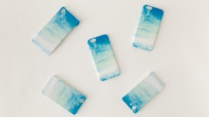 iPhone/Galaxy/Xperia Case「青い、空」