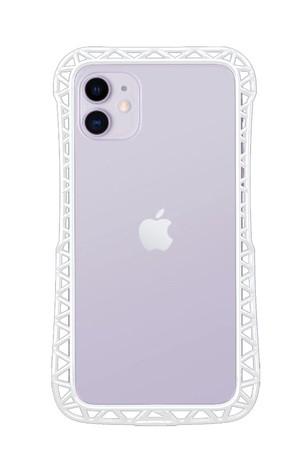 iPhone 11 バンパー『truss』