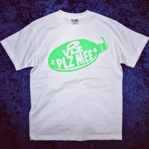 DISPENSER TEE WHITE