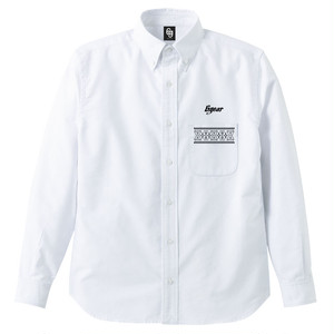 Bandana Oxford shirts [white]
