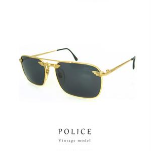 ポリス ヴィンテージ サングラス POLICE 2147 (002) レトロ 専用ケース 訳アリ UVカット / メンズ レディース