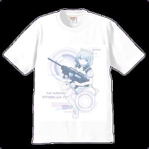 【黒咲ゆに】生誕Tシャツ