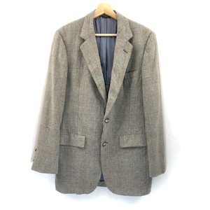 【Racquet Club】Wool Check Jacket