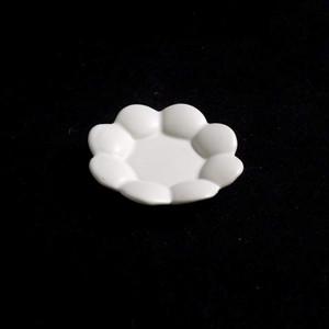 輪花豆皿 Ⅰ