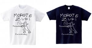 """""""MOROTE ZUKI""""★KENDO-MAN★  T-SHIRTS"""