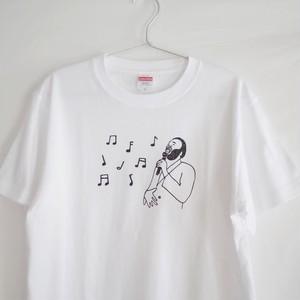 音符と歌手