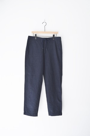 【ORDINARY FITS】 EASY PANTS WOOL/OF-P037