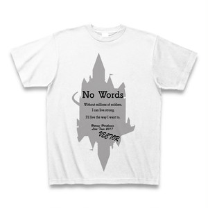 Live Tour 2017「VECTOR」 Tシャツ(No Words ホワイト)
