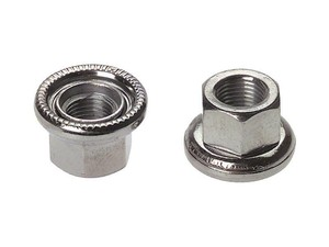 "PROBLEM SOLVERS ""FRONT AXLE NUT"" 9x1mm"