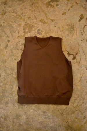 crepuscule / whole garment vest