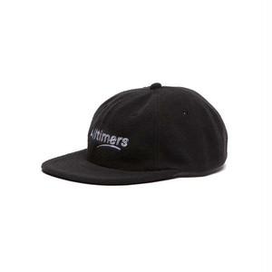 ALLTIMERS FLEECY HAT BLACK オールタイマーズ キャップ