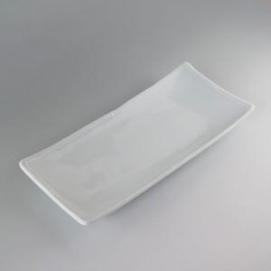 Gaku7.5付出皿(青磁) [ 22.5 x 10.1 x 高さ 2.7cm ] 【二人の時間〜悠久の瀬戸七釉を愉しむ〜】