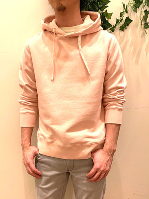 GENTS SEASIDE TERRY HOODIE/BIKINI
